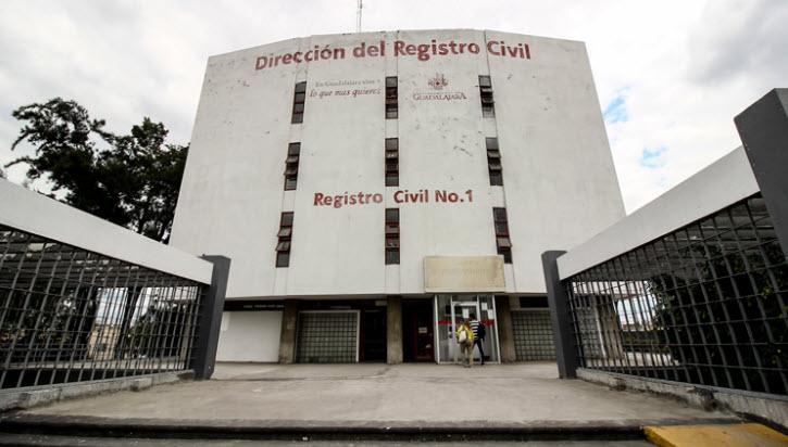Registro Civil Jalisco: acta de divorcio