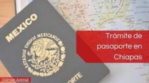 Requisitos para pasaporte en Chiapas