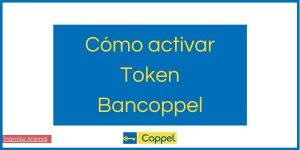 Cómo activar token Bancoppel