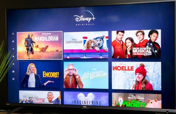 Instalar Disney Plus en Totalplay