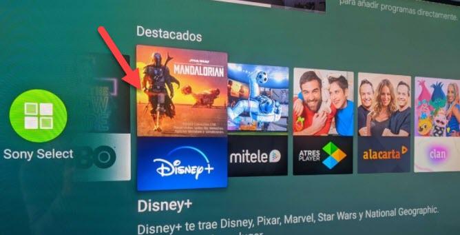 Cómo descargar Disney Plus en Totalplay