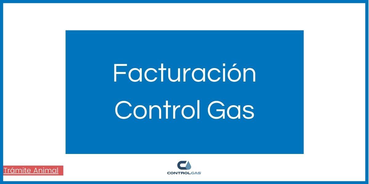 Facturación control gas