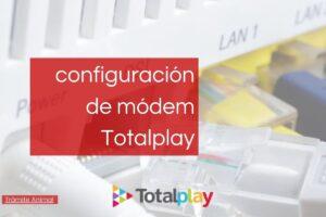 acceder a modem totalplay