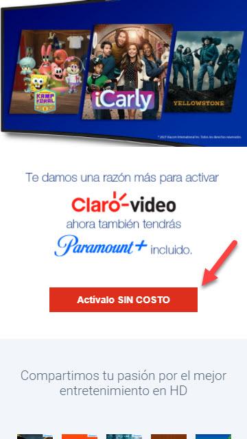 Cómo activar claro video con Telmex