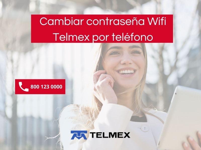 Cómo cambiar contraseña Telmex